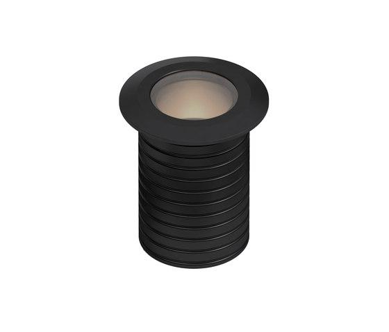 L360-L05 | black anodized von MP Lighting | Wandeinbauleuchten