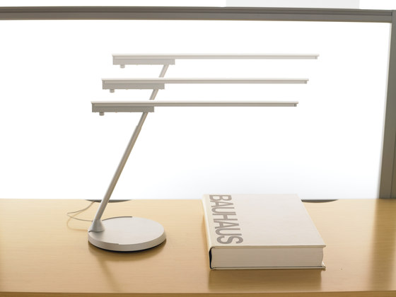 Conflux by Teknion | Table lights