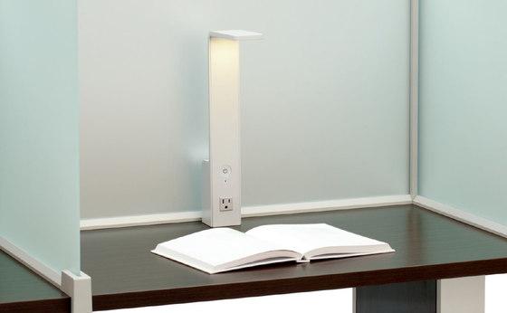 Thesis LED Reading Lamp von Teknion | Arbeitsplatzleuchten