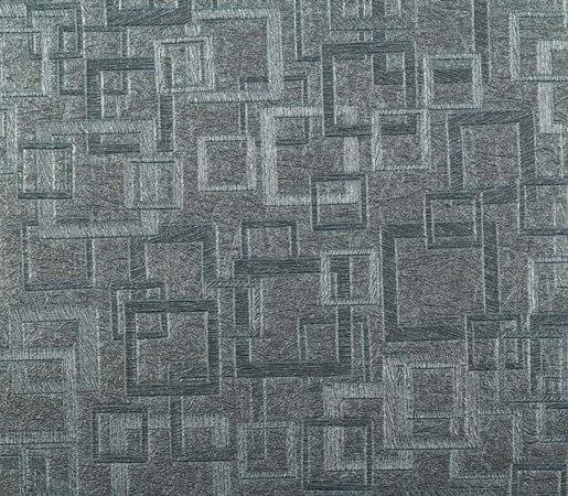 Plaza | Tyler Blue di Luxe Surfaces | Carta parati / tappezzeria