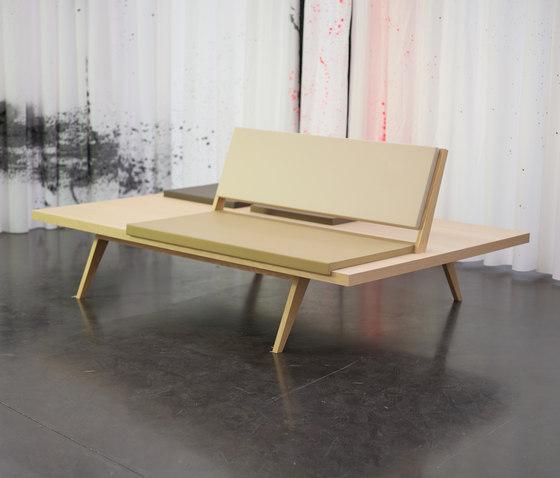 Airbench 02 by Quinze & Milan | Garden benches