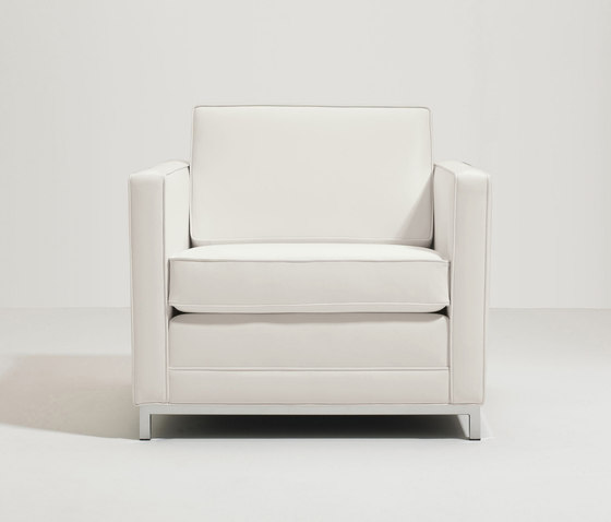 Tux by Teknion | Armchairs