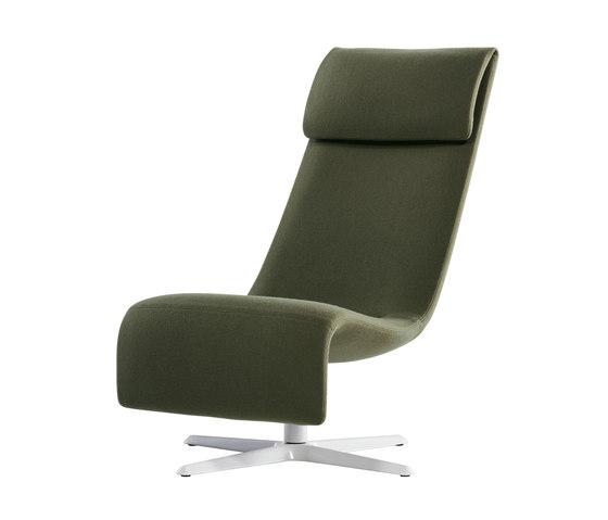 Zones Solo Lounge Chair Fauteuils D Attente De Teknion Architonic