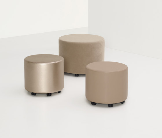 Collaborative Ottoman by Teknion | Poufs