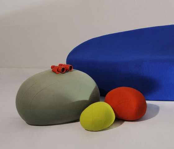 Colorstones by Smarin | Poufs