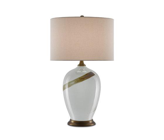 Lassiter Table Lamp de Currey & Company | Table lights
