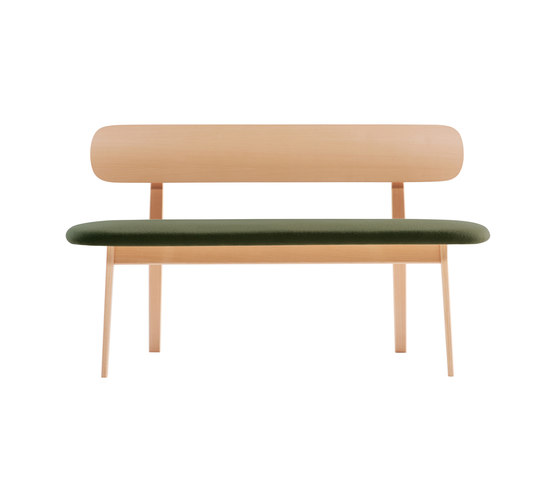 Zones Bench by Teknion | Benches