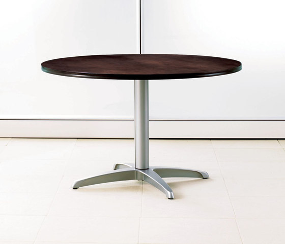 Expansion Wood by Teknion | Contract tables