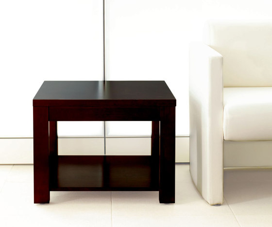 Expansion Wood by Teknion | Side tables
