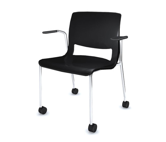 Variable Stacking Chair de Teknion | Sillas