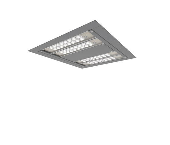 Tangram | HB2 / HB4 /R by Buck | Recessed ceiling lights