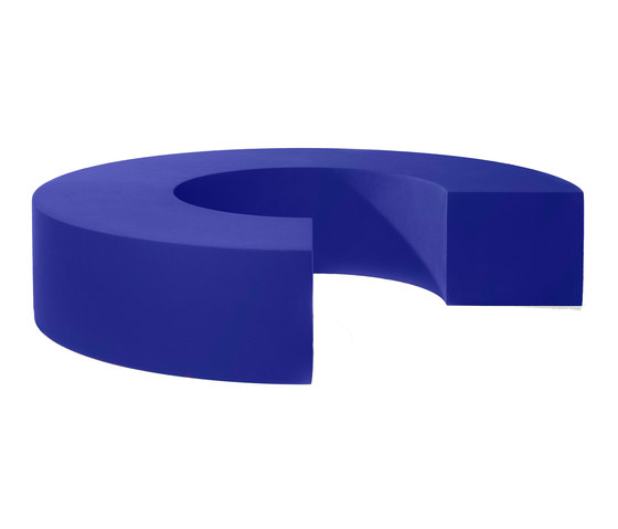 Infinity Curve XL di Quinze & Milan | Panche