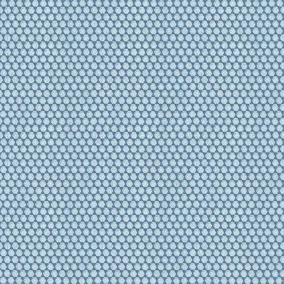 Point Emboss | Cyan by Luum Fabrics | Upholstery fabrics