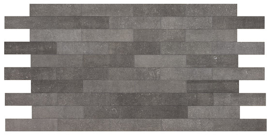 Brik | Back Anthracite by Keope | Ceramic tiles