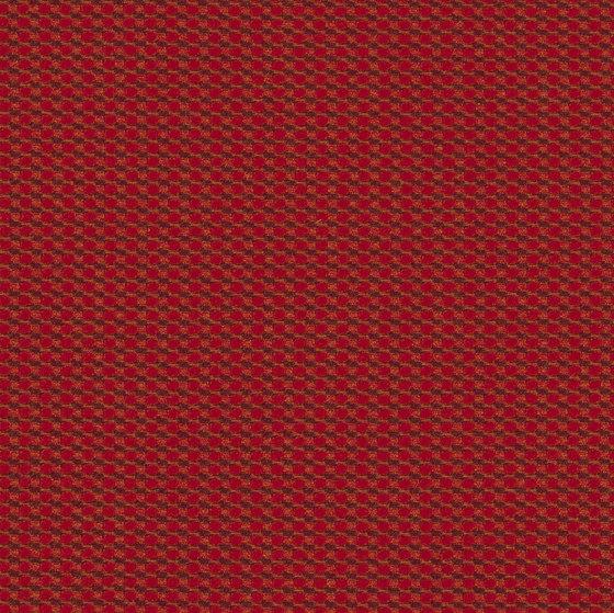 Cross Dye | Crimson von Luum Fabrics | Dekorstoffe