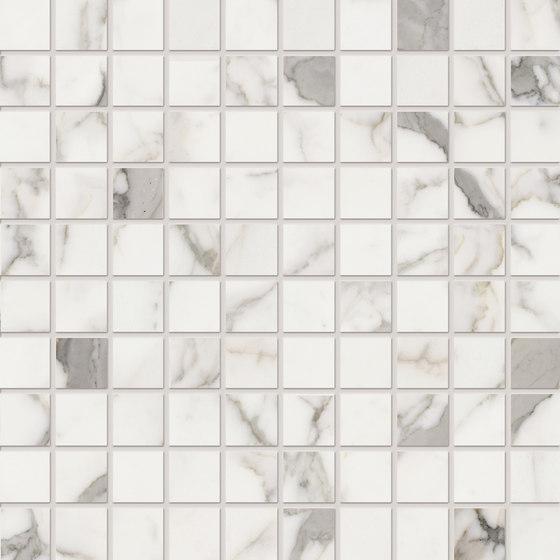 Elements Lux | Calacatta Mosaic von Keope | Keramik Mosaike