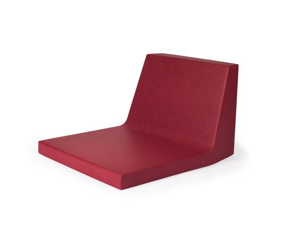 Podium Seat High de Quinze & Milan | Sièges pour salles