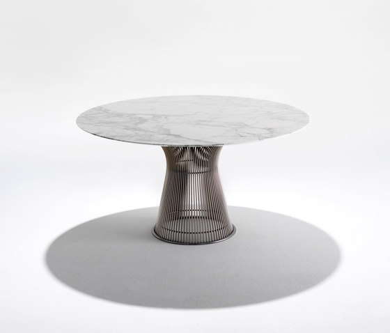 Platner Dining Table de Knoll International | Tables de repas
