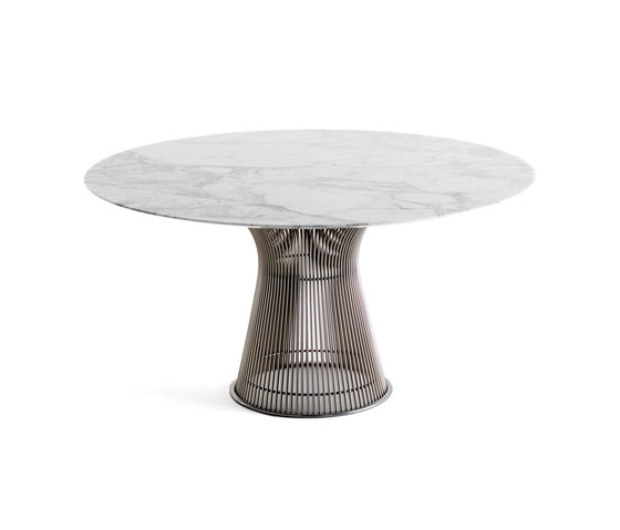 Platner Dining Table de Knoll International | Mesas comedor