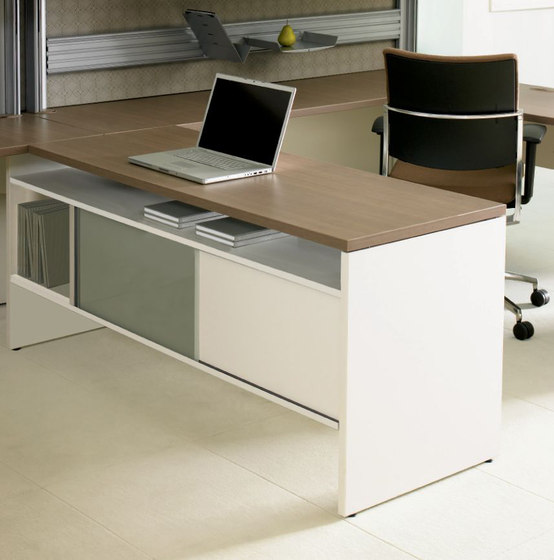 Expansion Desking by Teknion | Desks