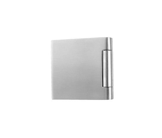 Glass door hinge EGB401 (71) by Karcher Design | Hinges  for glass doors