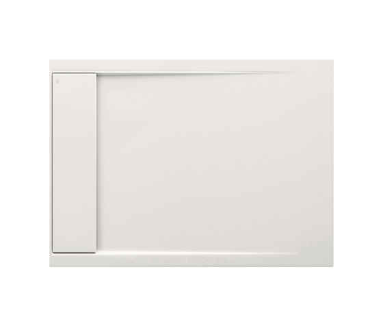 SHOWER TRAYS | Shower tray 1300 mm | White by Armani Roca | Shower trays