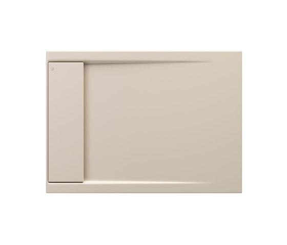 SHOWER TRAYS | Shower tray 1100 mm | Greige by Armani Roca | Shower trays