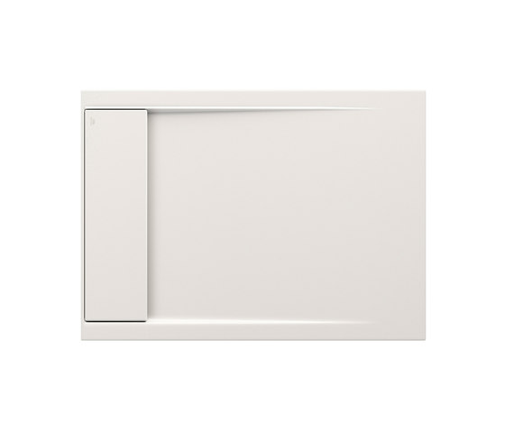 SHOWER TRAYS | Shower tray 1100 mm | White by Armani Roca | Shower trays
