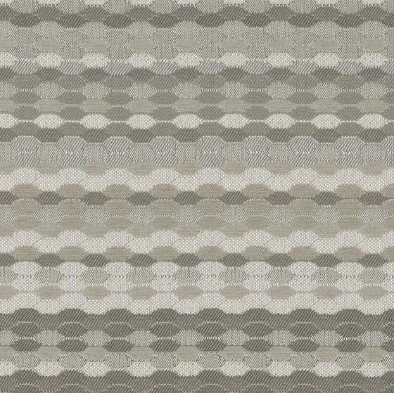 Beaded Stripe | Crystal de Luum Fabrics | Plástico reciclado