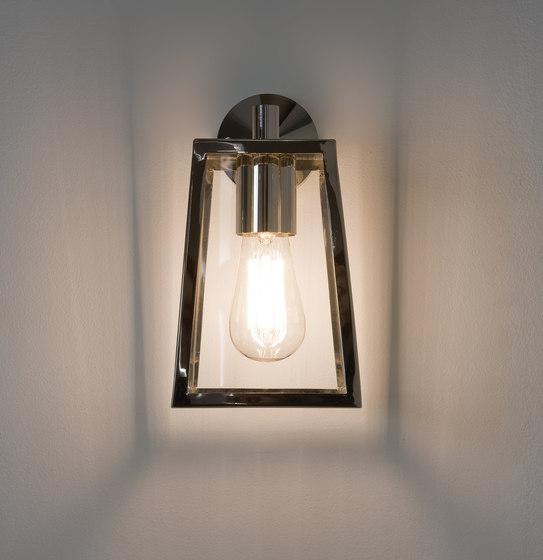 Calvi Polished Nickel by Astro Lighting | Outdoor wall lights