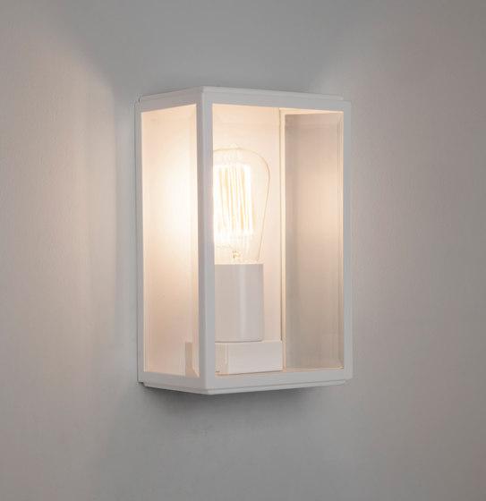 Homefield White di Astro Lighting | Lampade outdoor parete
