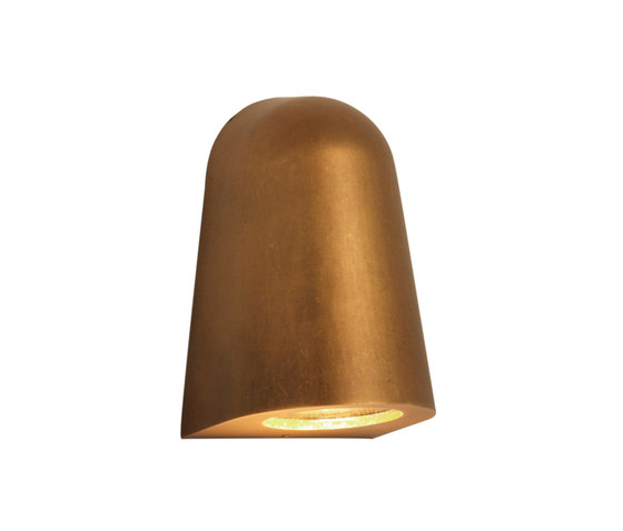 Mast Light Antique Brass Outdoor Wall Lights From Astro