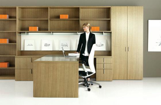 Dossier by Teknion | Desks