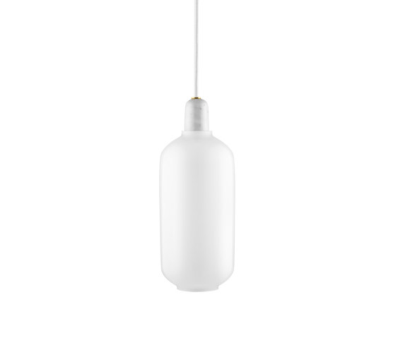 Amp Lamp Large de Normann Copenhagen | Lámparas de suspensión