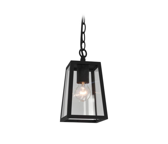 Calvi Outdoor Pendant Black di Astro Lighting | Lampade outdoor sospensione