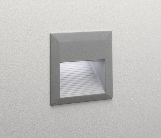 Tecla LED Recessed by Astro Lighting | Outdoor recessed wall lights