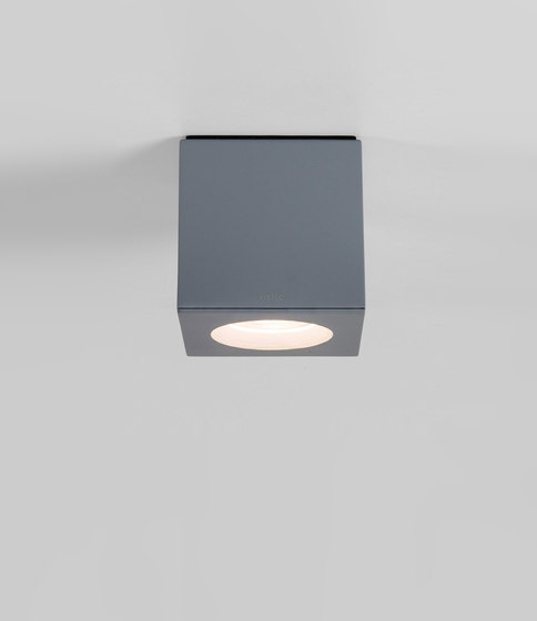 Kos Square Silver by Astro Lighting | Outdoor ceiling lights