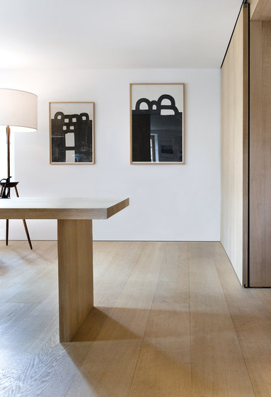 Oak by DINESEN   Wood flooring