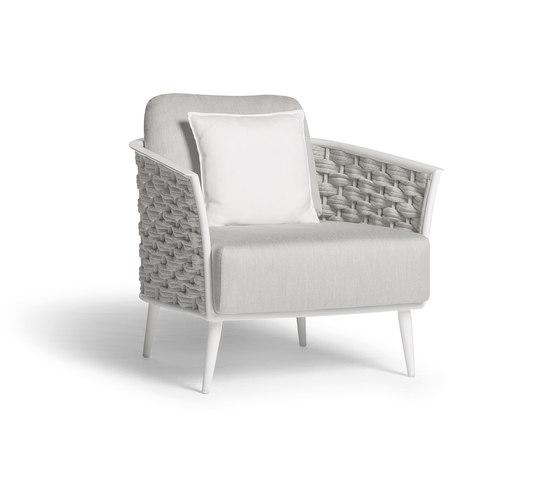 Cascade 1S by Manutti | Garden armchairs