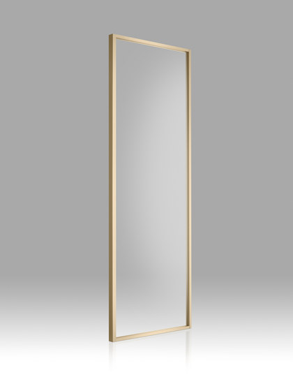 DIVISORI | Fixed panel to be attached to one wall only (Ref. AR4) by Armani Roca | Shower screens