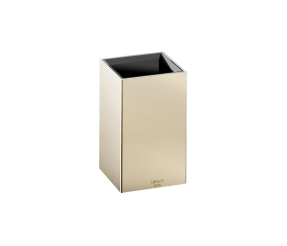 ACCESSORIES | Toothbrush holder | Greige by Armani Roca | Toothbrush holders