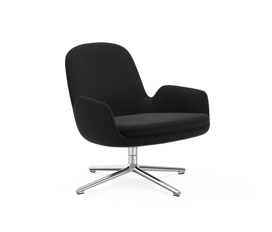 Era Lounge Chair Low Swivel by Normann Copenhagen | Lounge chairs