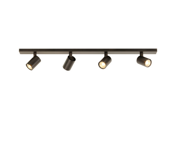 Ascoli Four Bar Bronze Effect by Astro Lighting | Ceiling lights