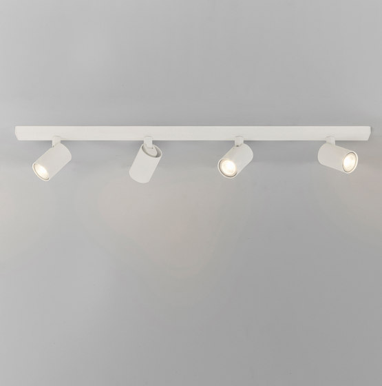 Ascoli Four Bar White by Astro Lighting | Ceiling lights