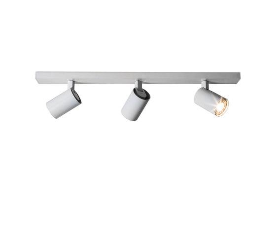 Ascoli Triple Bar White by Astro Lighting   Ceiling lights