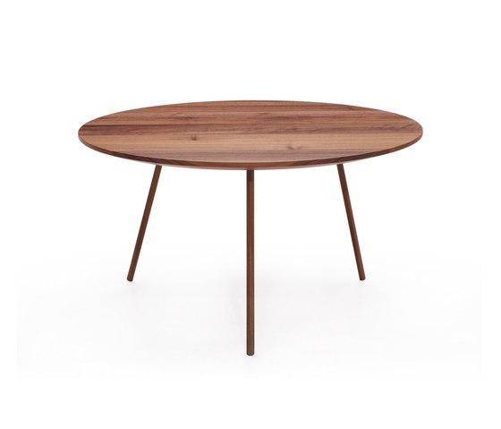 Drip | Walnut de more | Tables d'appoint