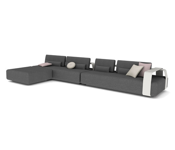 KUMO CONCEPT 4 - Sofas From Manutti