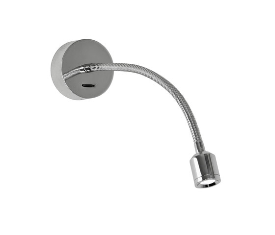 Fosso LED Switched Reading Light Polished Chrome de Astro Lighting | Appliques murales