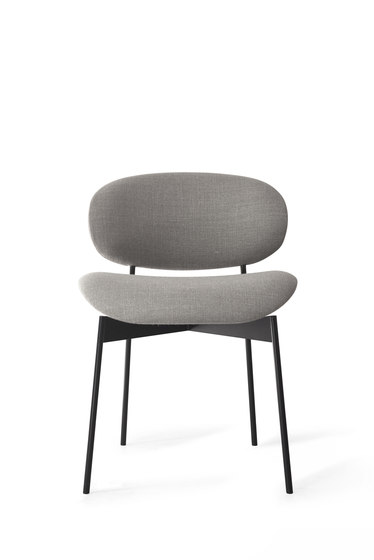 Luz | without Armrest by more | Chairs