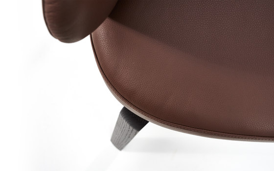 Mudi | with Armrest by more | Chairs